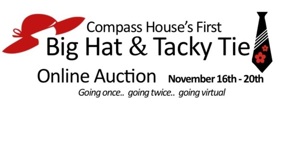 Big Hat & Tacky Tie Virtual Auction