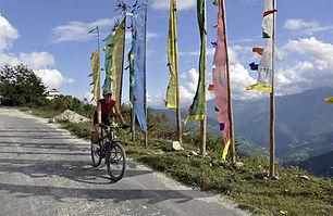 Arunachal Pradesh Cycling