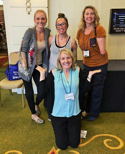 Skills for Life Workshop Volunteer Group