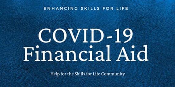COVID-19 Finanacial Aid