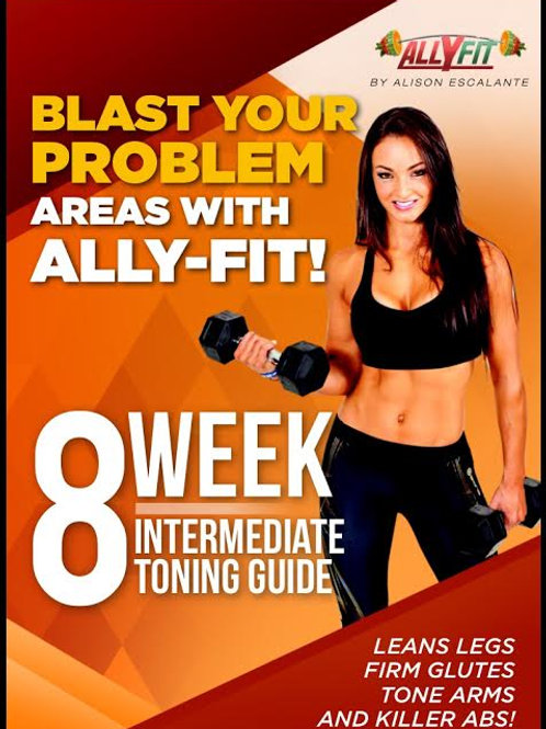 8 Week Intermediate Toning Guide