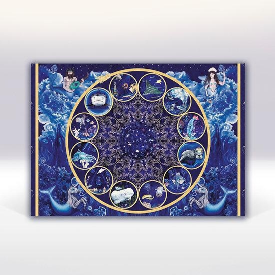 OCEANUS HARMONICA - ART CARD