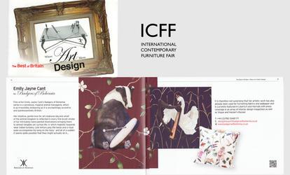 BEDG AT ICFF DESIGN SHOW