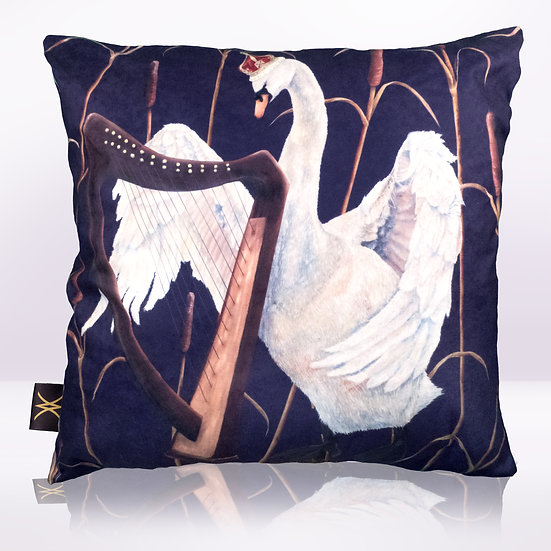 THE SWAN QUEEN - CUSHION
