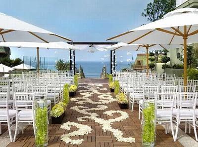 Como encontrar o local perfeito para o seu casamento.