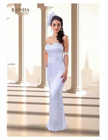 Decotes de vestidos de casamento