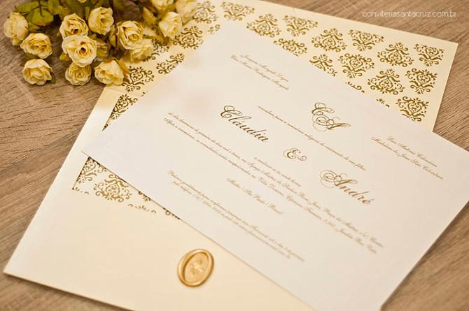 Dicas para escolher o convite de casamento perfeito