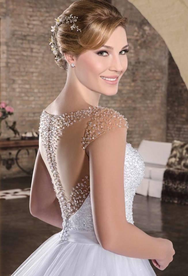 Novidade para vocês Noivinhas                                     Modelos Princesa Coleção Dallas