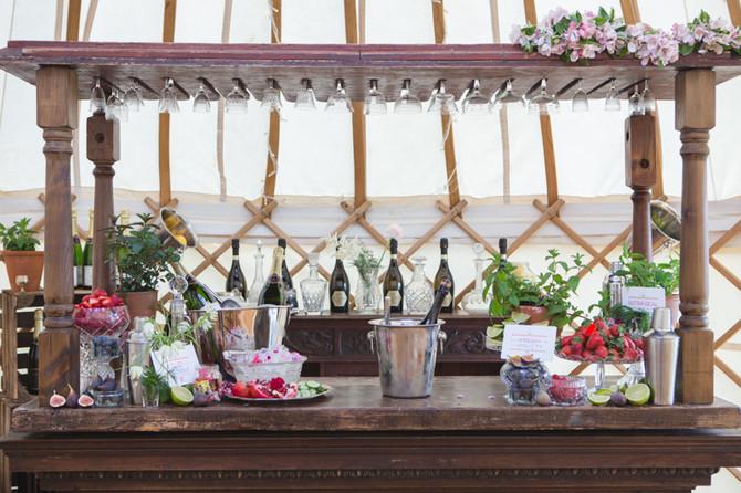 Bebidas do casamento                          Como acertar na escolha e nas quantidades