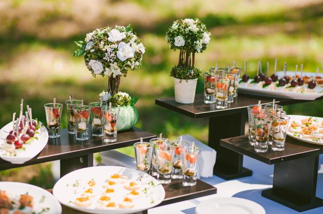 Casamento: Recepção para um Jantar Completo