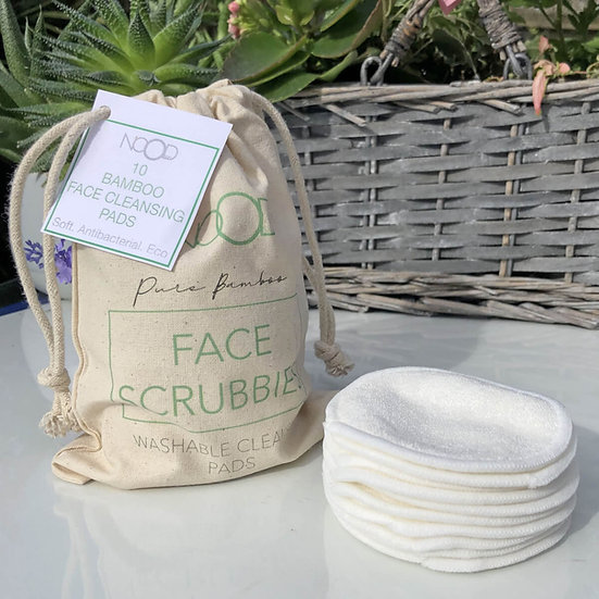 BAMBOO FACE SCRUBBIES