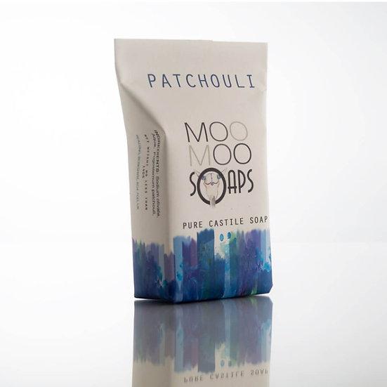 PATCHOULI CASTILE SOAP