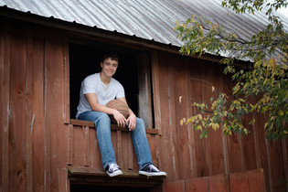 Senior Pictures by Bennett Photography