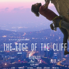 """""""THE EDGE OF THE CLIFF"""" Feature Documentary Directed by Alican Abacı is Coming in October 2020"""