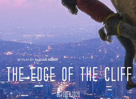 """THE EDGE OF THE CLIFF"" Feature Documentary Directed by Alican Abacı is Coming in October 2020"