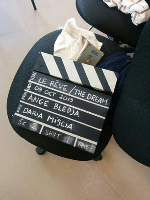 cours de cinéma / cinema class