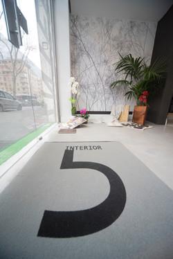 reception piano terra
