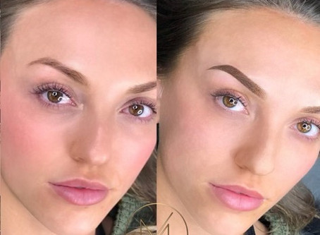 Powdered Ombré Brows Are As Beautiful As They Sound