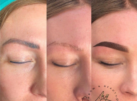 Fixing Microblading That Went Wrong: Microblading Corrections & Coverups