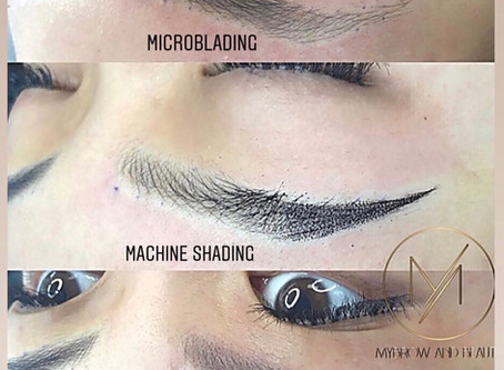 The Difference Between Microblading & Hybrid Brows? It Lies in the Technique.