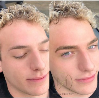 Men's Microblading - #guybrows are Real (and We Can't Get Enough)