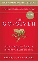 The Go Giver_Bob Burg and John David Man
