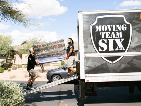 Moving Team Six's New Promo Video