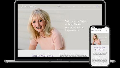 Sandy Cowen_Author_E Squared Marketing