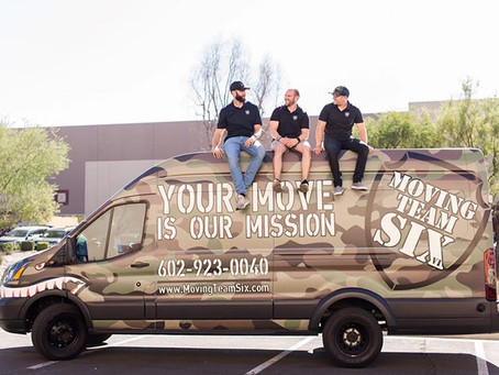 Get to Know Moving Team Six