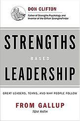 Strength Based Leadership_Tom Rath_Amber