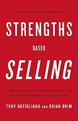 Strengths Based Selling_Tony Rutigliano