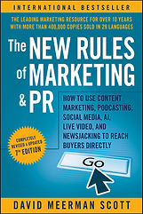 The New Rules of Marketing and PR_David