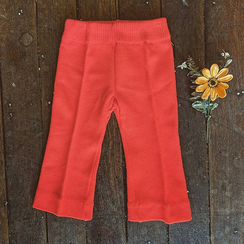 70's Knit Flares