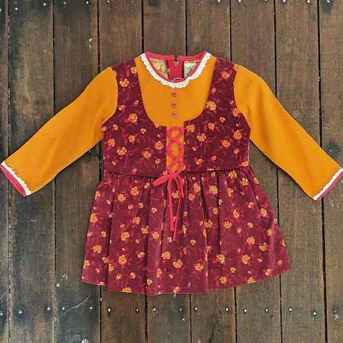 Vintage Chord Dress