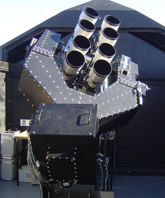 SuperWASP cameras, South Africa