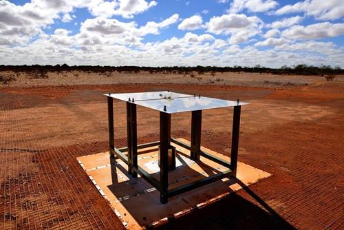 EDGES ground based spectrometer