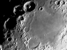 Mare Nectaris on the Moon