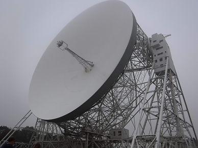 © George Abraham, Lovell Telescope