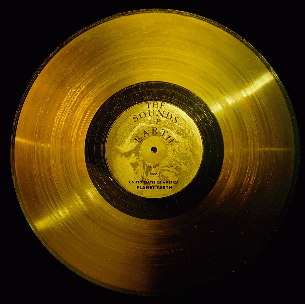 The Sounds of Earth Golden Record