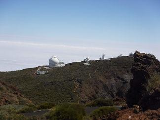 © George Abraham, Roque de Los Muchachos Observatory