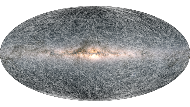 How 40,000 stars within 100 parsecs of us will move across the sky for next 400 thousand years