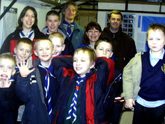 ADAS Visited by Club Scout Group - Stockport
