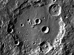 A Lunar Lagoon
