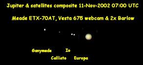 Jupiter & Io Animation