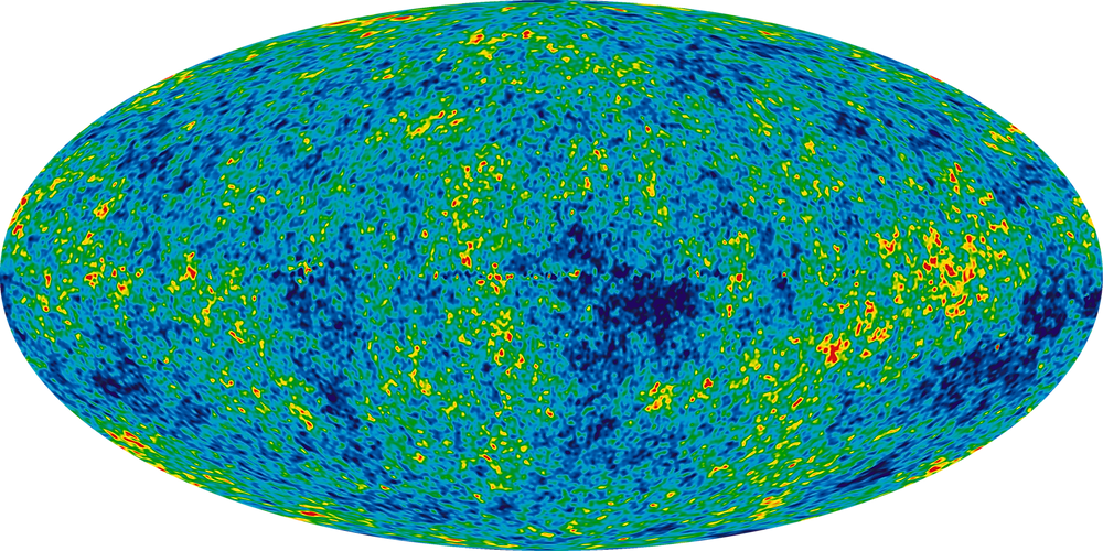 The Cosmic Microwave Background Radiation (CMBR)