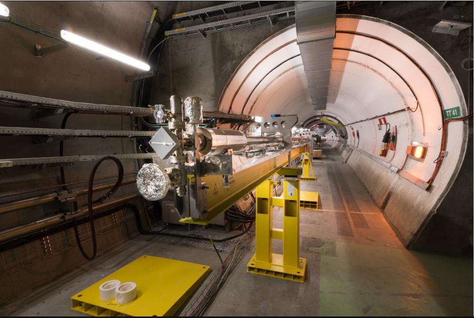 CERN's AWAKE Project