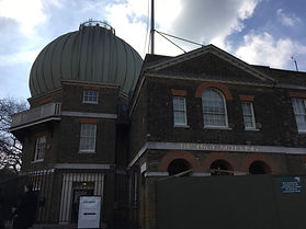 © George Abraham, Great Equitorial Building, Royal Observatory Greenwich