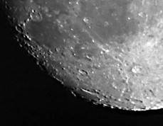 Mare Humorum on the Moon