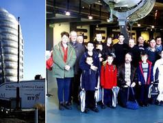 ADAS visits National Space Centre