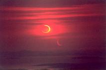 Anular Solar Eclipse